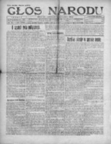 Głos Narodu 1920, Nr 252