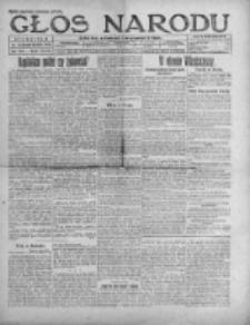 Głos Narodu 1920, Nr 259