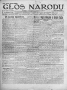 Głos Narodu 1920, Nr 260