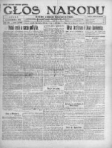 Głos Narodu 1920, Nr 261