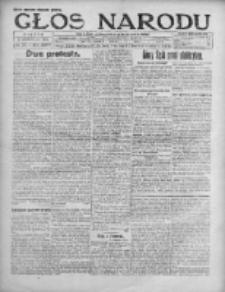 Głos Narodu 1920, Nr 287