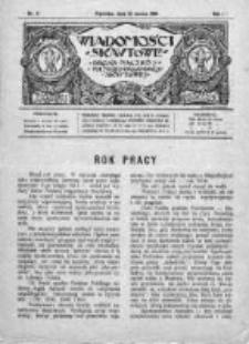 Wiadomości Skautowe 1916, Nr 6