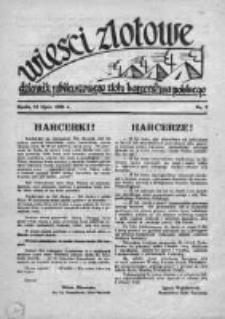 Wieści Złotowe 1935, Nr 2
