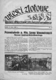 Wieści Złotowe 1935, Nr 5