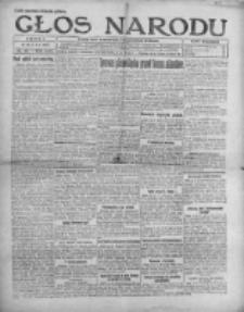 Głos Narodu 1921, Nr 105