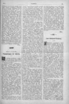 Prawda. Tygodnik polityczny, społeczny i literacki 1908, Nr 15