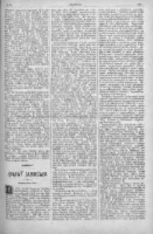 Prawda. Tygodnik polityczny, społeczny i literacki 1908, Nr 18