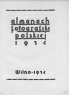 Almanach fotografiki polskiej 1934