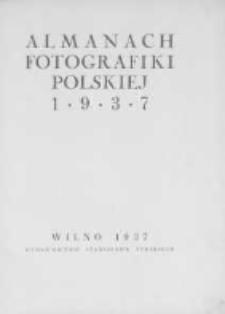Almanach fotografiki polskiej 1937