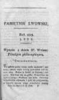 Pamiętnik Lwowski 1818, T.1, Nr 2