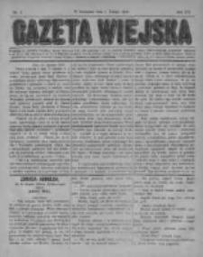 Gazeta Wiejska 1884, Nr 3