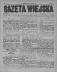 Gazeta Wiejska 1884, Nr 5