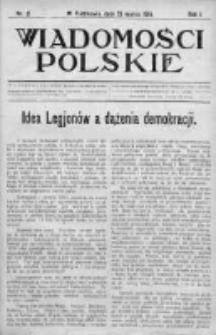 Wiadomości Polskie 1 1914-1915, Nr 21