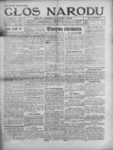 Głos Narodu 1921, Nr 128