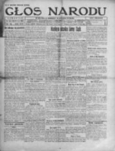 Głos Narodu 1921, Nr 134
