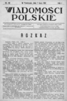 Wiadomości Polskie 1 1914-1915, Nr 36