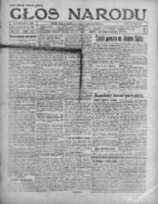 Głos Narodu 1921, Nr 140