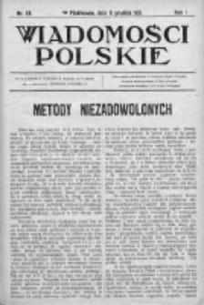Wiadomości Polskie 1 1914-1915, Nr 56