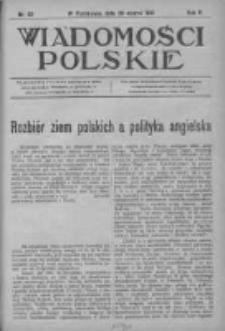 Wiadomości Polskie 2 1915-1916, Nr 69