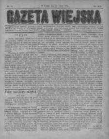 Gazeta Wiejska 1884, Nr 14
