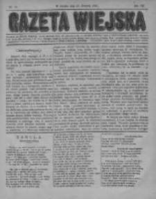 Gazeta Wiejska 1884, Nr 16