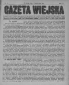 Gazeta Wiejska 1884, Nr 19