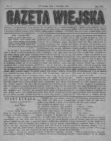 Gazeta Wiejska 1885, Nr 7