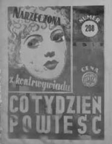 Co Tydzień Powieść 3 czerwiec 1937 nr 208