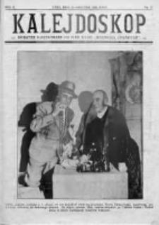 """Kalejdoskop. Dodatek ilustrowany do """"Dziennika Łódzkiego"""" 1932, R. 2, Nr 17"""