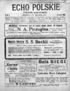 Echo Polskie 1915, R. 1, Nr 13