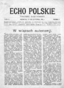 Echo Polskie 1916, R. 2, Nr 3