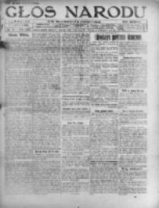 Głos Narodu 1921, Nr 151