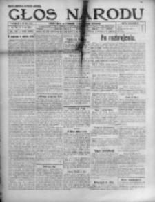 Głos Narodu 1921, Nr 155