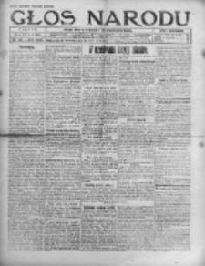 Głos Narodu 1921, Nr 158
