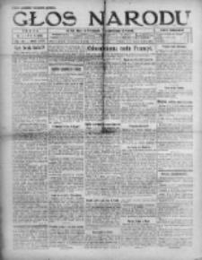 Głos Narodu 1921, Nr 163