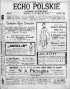 Echo Polskie 1916, R. 2, Nr 15