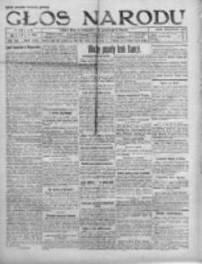 Głos Narodu 1921, Nr 164