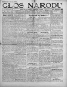 Głos Narodu 1921, Nr 166