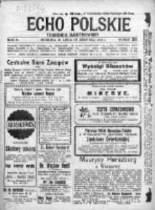 Echo Polskie 1916, R. 2, Nr 31