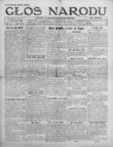 Głos Narodu 1921, Nr 178
