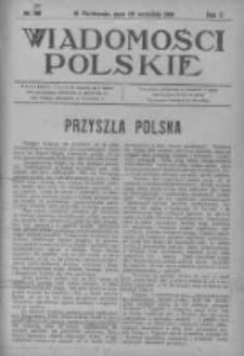 Wiadomości Polskie 2 1915-1916, Nr 95