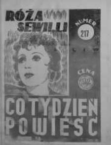 Co Tydzień Powieść 5 sierpień 1937 nr 217