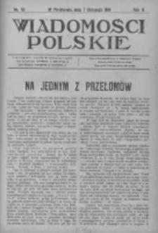 Wiadomości Polskie 2 1915-1916, Nr 101