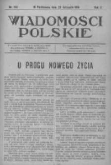 Wiadomości Polskie 2 1915-1916, Nr 103