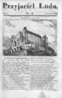 Przyjaciel Ludu czyli Tygodnik potrzebnych i pożytecznych wiadomości 1834/35, R.1, nr 6