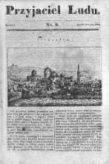 Przyjaciel Ludu czyli Tygodnik potrzebnych i pożytecznych wiadomości 1834/35, R.1, nr 8