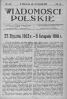 Wiadomości Polskie 3 1916-1917, Nr 111
