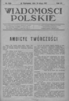 Wiadomości Polskie 3 1916-1917, Nr 115