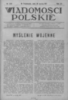 Wiadomości Polskie 3 1916-1917, Nr 119