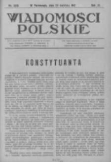 Wiadomości Polskie 3 1916-1917, Nr 125